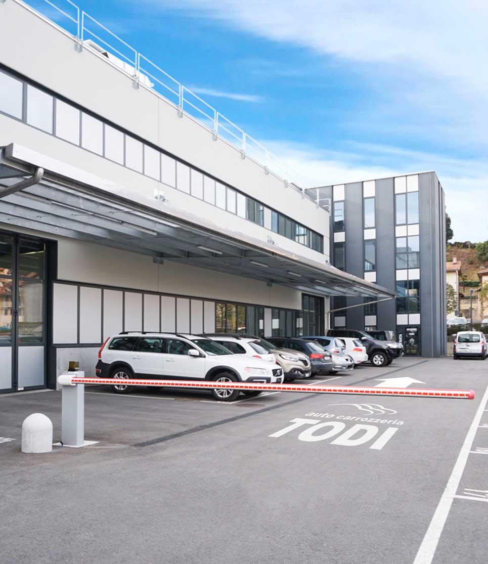 carrozzeria Todi Ticino
